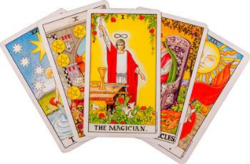 cartas del tarot online
