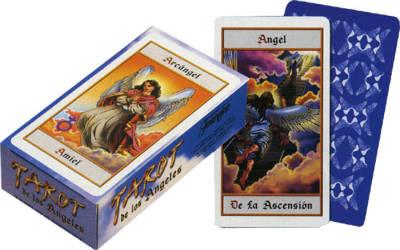 cartas del tarot de los angeles