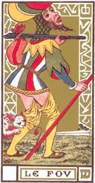 el loco carta tarot